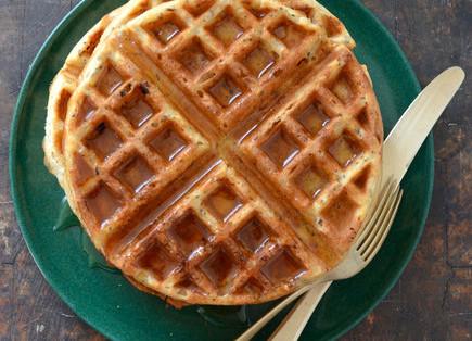 chia-waffles